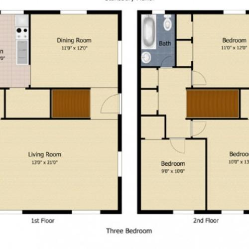 Stansbury Manor Apartments & Townhomes