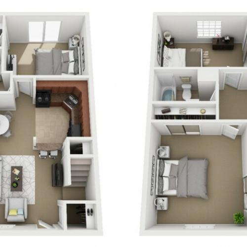 Stone Ridge Apartments & Townhomes
