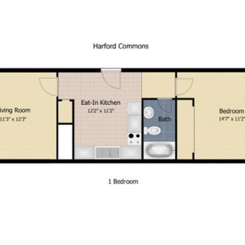 Harford Commons Apartments & Townhomes