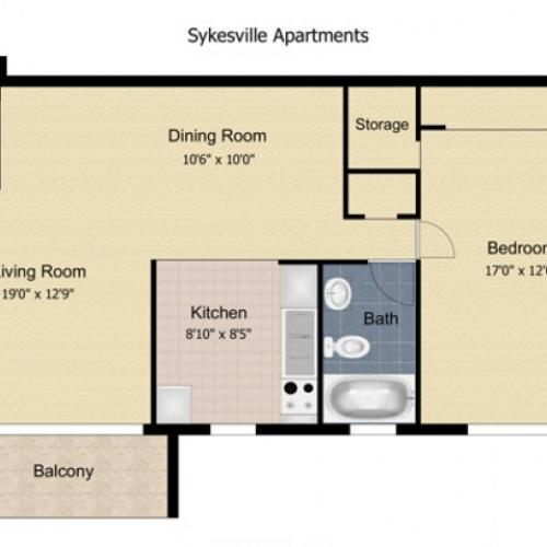 Sykesville Apartments