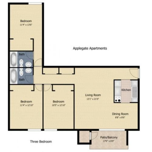Applegate Apartments
