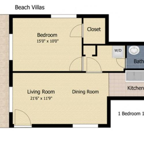Beach Villas Apartments