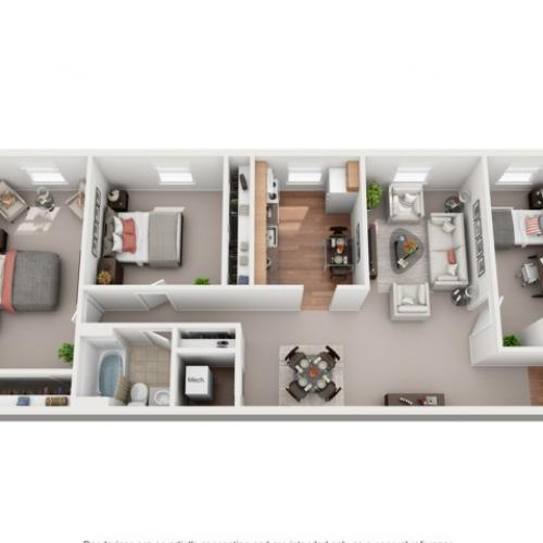 Middle Branch Manor Apartments & Townhomes