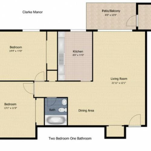 Clarke Manor Apartments
