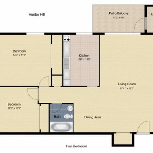 Hunter Hill Apartments