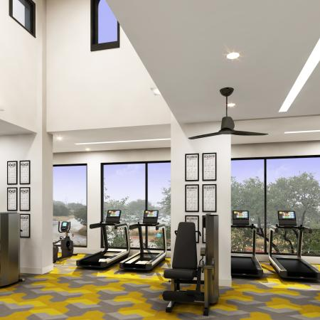 Coming Soon - Fitness Center with Elevate by Cortland Classes