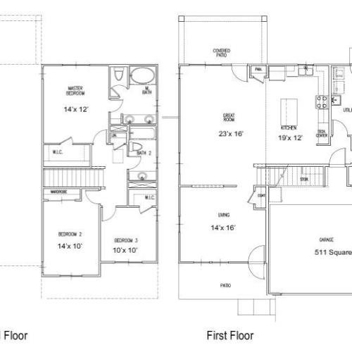 Homes for rent near Schriever AFB, Colorado Springs, CO