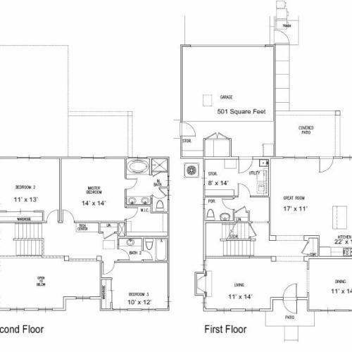 Tierra Vista Communities Rental Houses, Schriever AFB, Colorado Springs CO