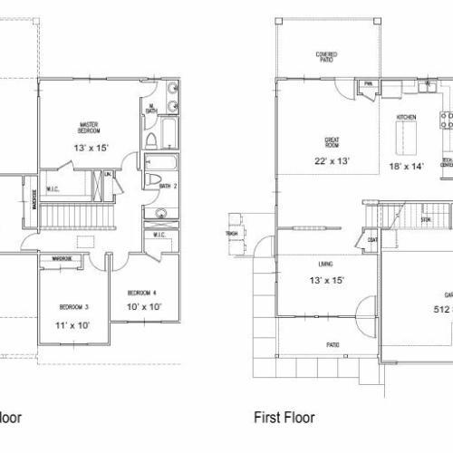 Tierra Vista Communities Houses for rent, Schriever AFB, Colorado Springs CO