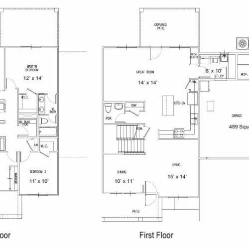 Rental houses near Schriever AFB, CO