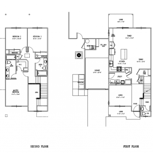 Floor Plan 16 | Island Palm Communities | Island Palm Communities