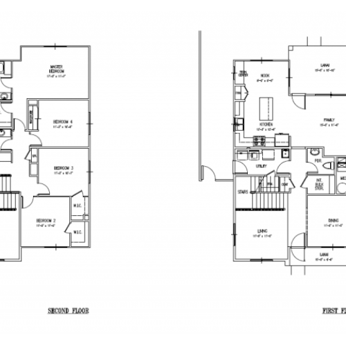4-bedroom new single family home, FGO, SNCO on Schofield, WAAF at 2189 sq ft