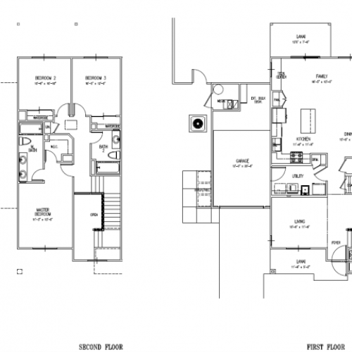 Floor Plan 21 | Island Palm Communities | Island Palm Communities