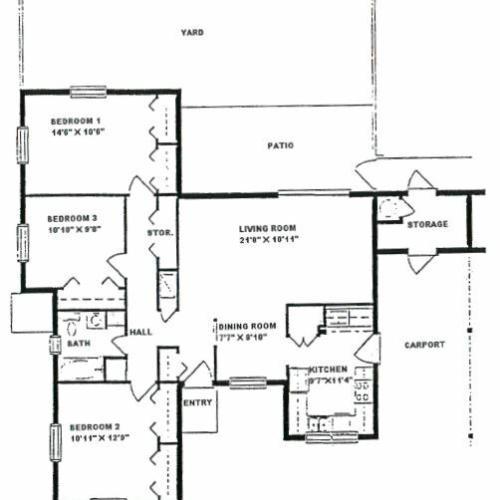 Tucson, AZ Homes for rent near Davis-Monthan AFB, AZ