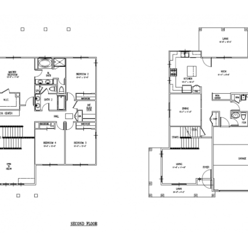 4-bedroom SO home on FTSH, Simpson Wisser, floor plan
