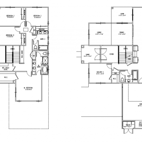 5-bedroom SO single family home on FTSH, Simpson Wisser, 2560 sq ft, large floor plan