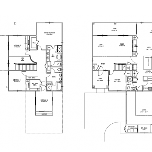 5-bedroom SO home on TriplerRed Hill, at 2695 sq ft, large open floor plan