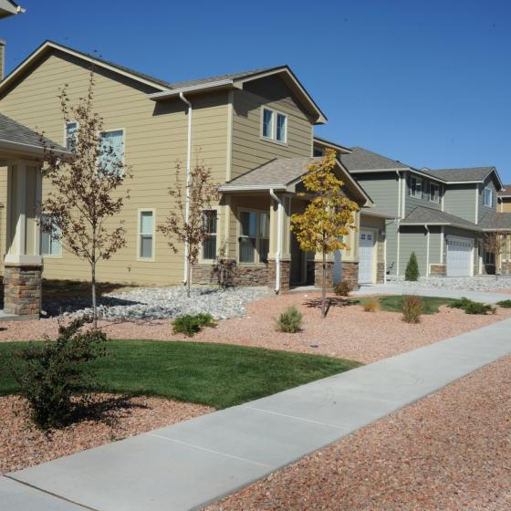 Peterson Air Force Base Housing | Tierra Vista Communities rental homes at Peterson Air Force Base