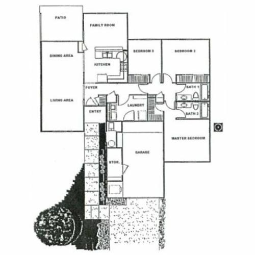 Pet-friendly rental houses, Tucson, AZ