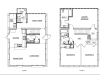 3 Bedroom Apartment Floor Plan | pearl harbor hickam housing | Hickam Communities