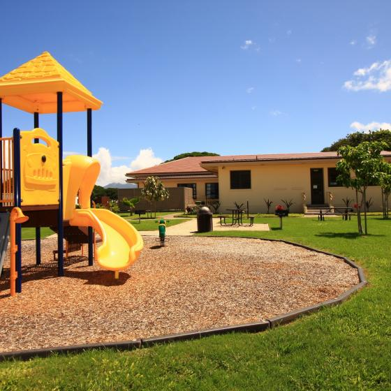 Community Children's Playground | Hickam Air Force Base Housing | Hickam Communities