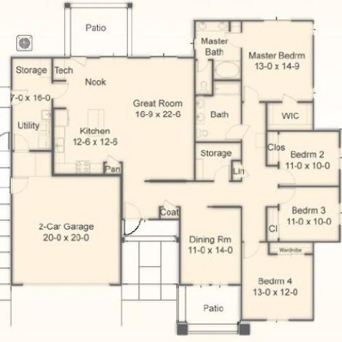 Soaring Heights Communities Rental Houses, Tucson, AZ