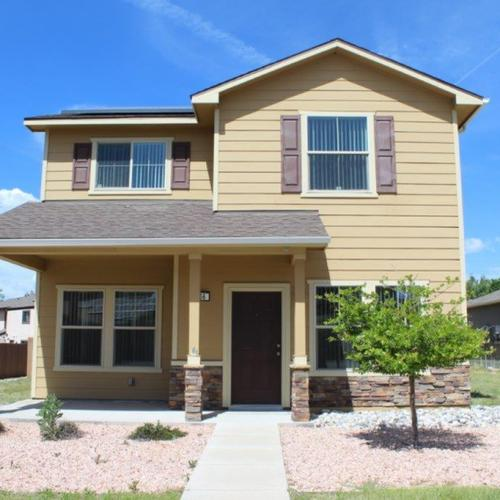 Tierra Vista Communities Homes on Peterson AFB