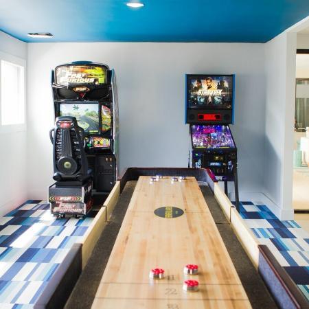Apartment Game Room