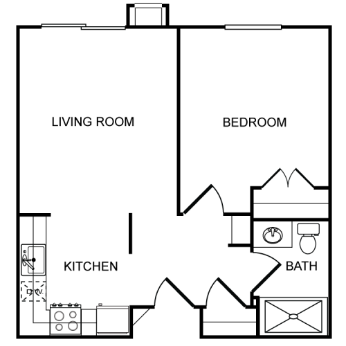 Manchester Lakes Apartment Homes