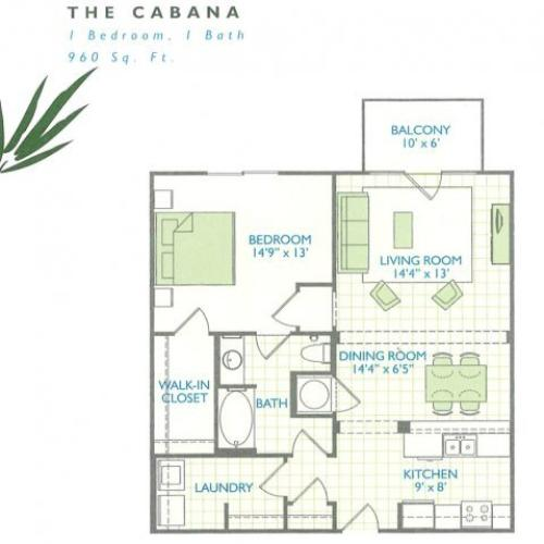 Cabana West Apartment Homes