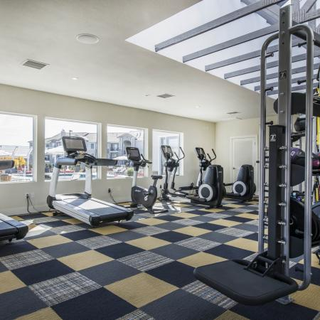 Colorado Springs Apartment Gym