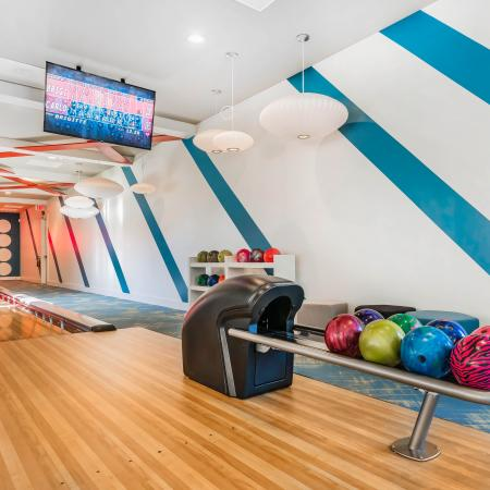 Citra at Windermere Interior | Bowling Lane | In community