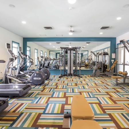 Elkridge Apartment Gym - Belmont Station