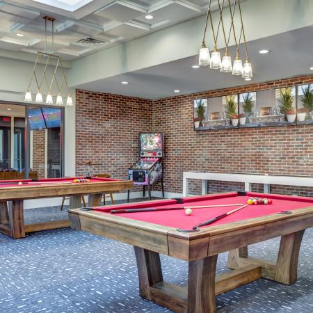 Game Room Residences at Arlington Heights