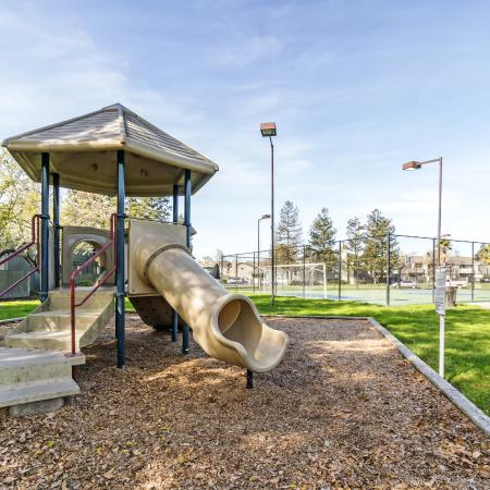 Petaluma Apartment Playground - The Vineyard
