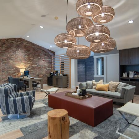 Silverdale Apartment Lounge - Trillium Heights
