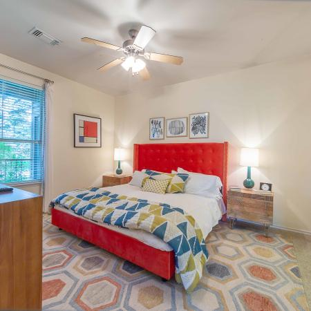 Bedroom At Jefferson at Westtown