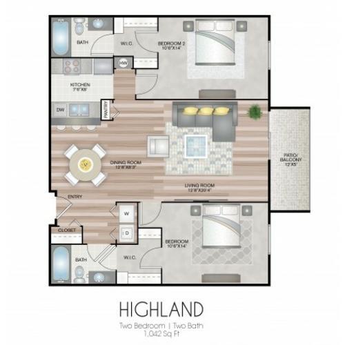 Residences at Lakeside