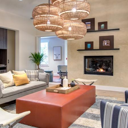 Silverdale Apartment Resident Lounge - Trillium Heights