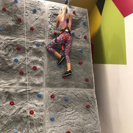 Boca Raton Apartment Rock Climbing Wall