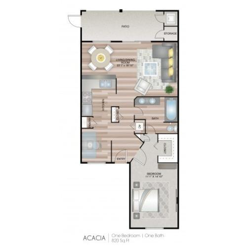 Arbor Oaks Apartments