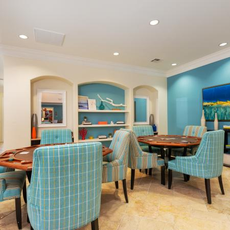 Kemah Apartment Poker Tables - Summerbrooke Apartments