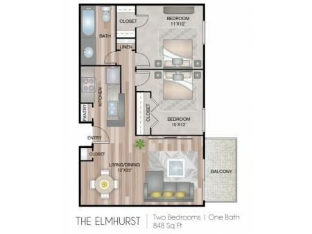 The Elmhurst