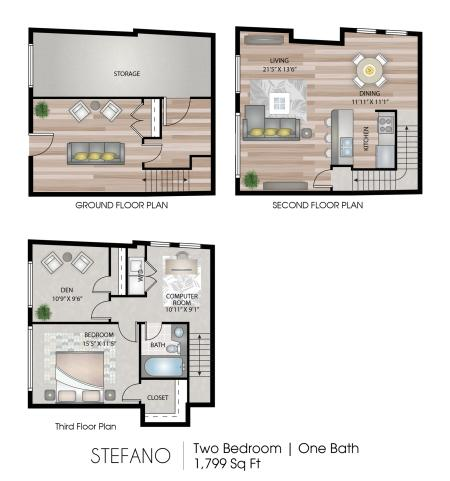 Stefano   Townhome