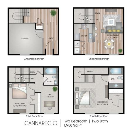 Cannaregio   Townhome