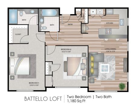 Battello  Loft