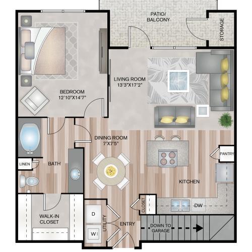 Centreport Lake Luxury Apartments