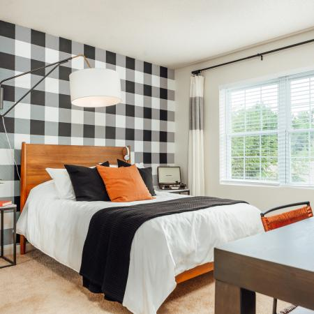 Apartments in Tewksbury Bedroom - Residences at Tewksbury