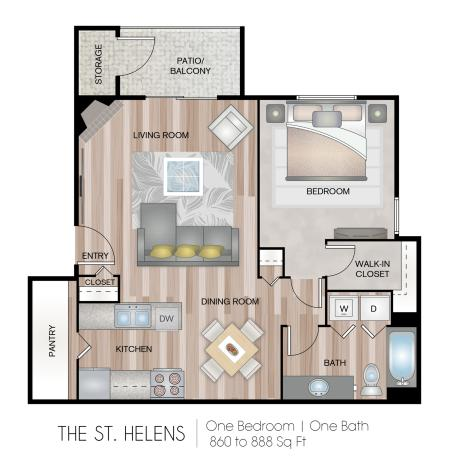 The St. Helens 1