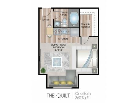 The Quilt Premium